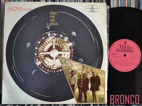 Novi Singers - Rien Ne Va Plus (1973, Red label, Vinyl