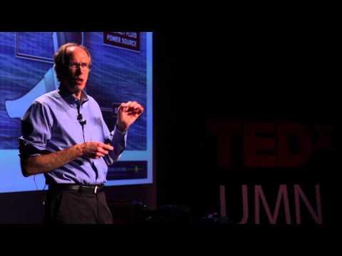Robots that make you stronger -- assistive robotics: William Durfee at TEDxUMN