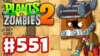 Plants vs. Zombies 2 - Gameplay Walkthrough Part 551 - New Wild West Levels! (iOS)