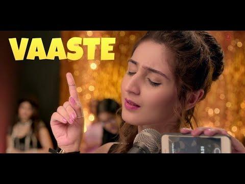 VAASTE (FULL SONG) || VAASTE LYRICS WITH ENGLISH SUB || DHVANI BHANUSHALI & NIKHIL D'SOUZA