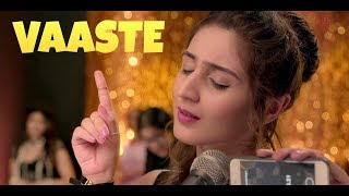 Gambar cover VAASTE (FULL SONG) || VAASTE LYRICS WITH ENGLISH SUB || DHVANI BHANUSHALI & NIKHIL D'SOUZA