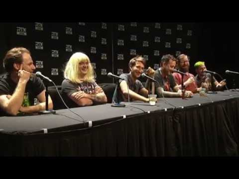 RTX 2016 - Achievement Hunter Panel