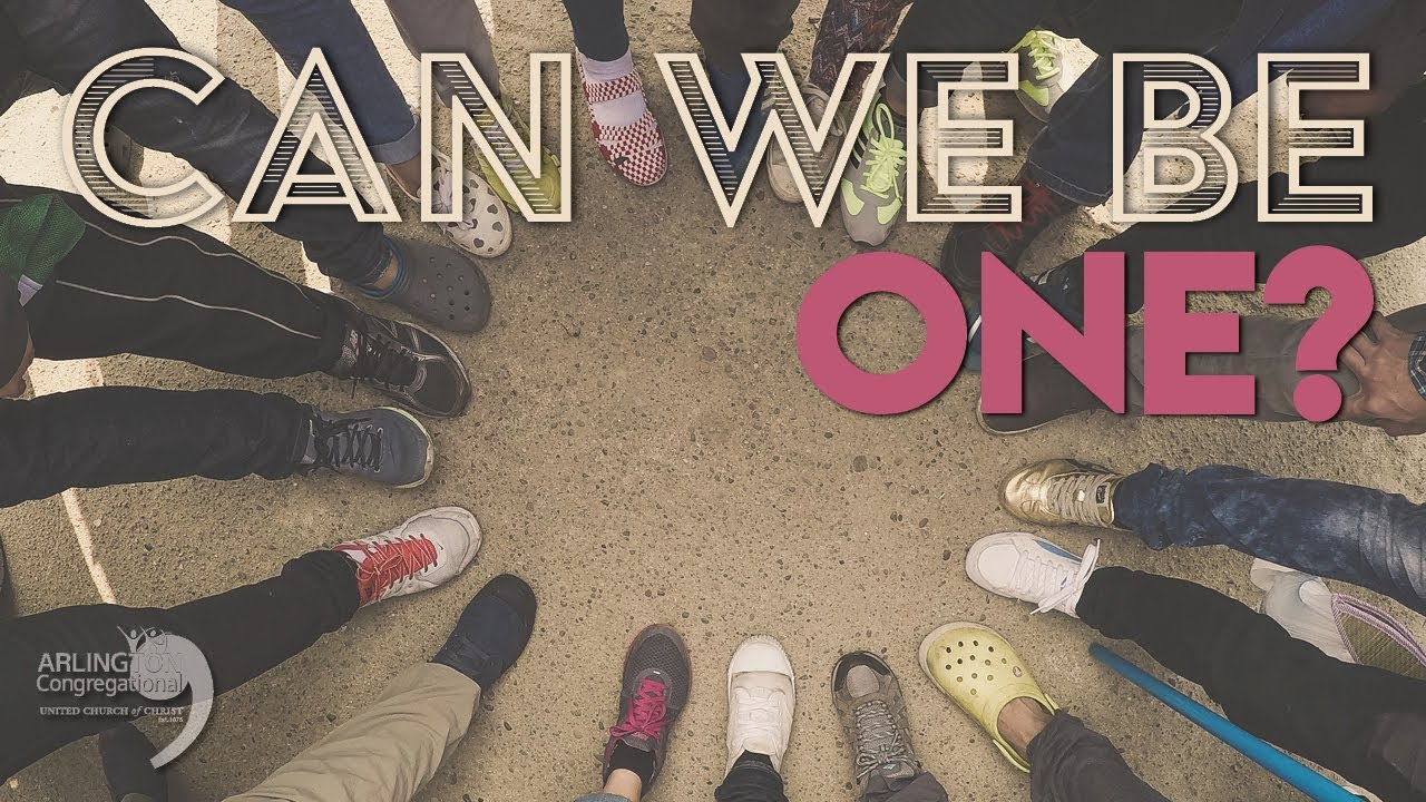 Can We Be One? | May 24, 2020