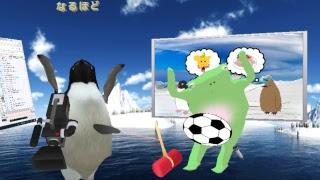 [LIVE] 南極一号放送局 【講座】:ペンギンの巣立ち どうぶつのSNS漫画キャラ W杯…