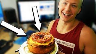 Fleischkuchen OHNE Rezept backen | Die SUPER-KÖCHE
