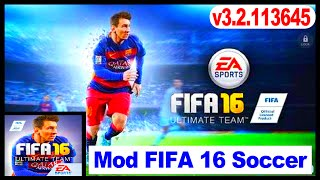 Mod  FIFA 16 Ultimate Team V3.2.113645 [ Ads Removed, Patched LVL & More ]