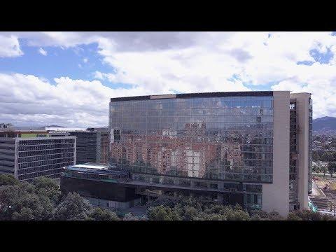 Avance construcción  hotel  categoría cinco estrellas Grand Hyatt Bogotá Colombia