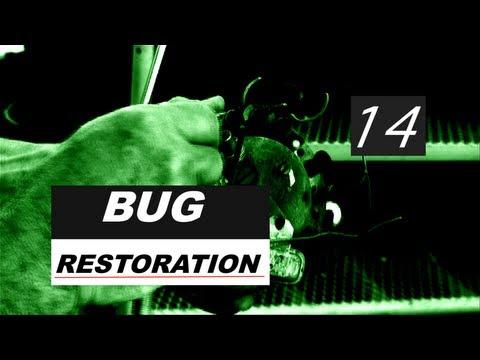 Bug Restoration Episode 14