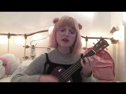 ♡〜lana del rey // without you // ukulele cover〜♡
