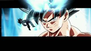 DB Restoration Project - Ultra Instinct Goku Alternate Costume (Download in  Desc ) by Mythos MUGEN