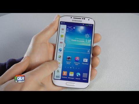 Samsung Galaxy S4 - Prise en main