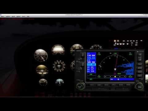 Let's Fly: C207 - Iqualuit[CYFB] to Nuuk[BGGH] - Prepar3D