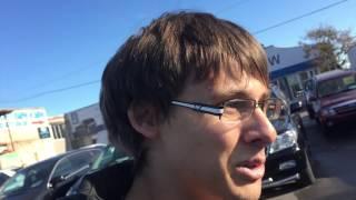 Драка в Автосалоне на Екатериненском..