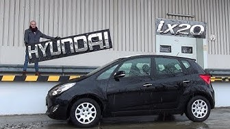 Hyundai ix20 Test - Billig oder Preiswert? Review Kaufberatung