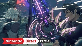 ゼノブレイド2 黄金の国イーラ E3 2018 出展映像