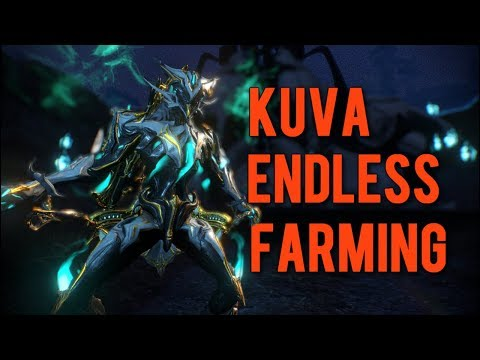 Warframe Endless Kuva: How to Get 16k/20k or Even More Kuva