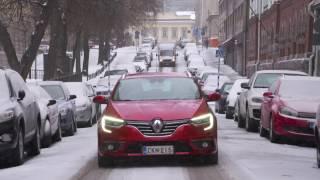 видео Renault Megane Sport Tourer (ST) 2016 года