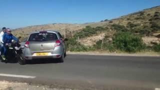 حوادث المرور في الجزائر