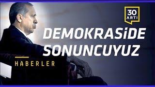 Demokraside sonuncuyuz…Resesyon uyarısı…Tutuklu gazetecilere Almanya'dan destek…Ankara Gar Katliamı…