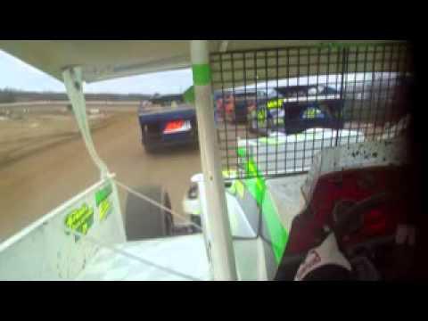 Big D Modified Feature 3-24-13 Doug Manmiller in car camera