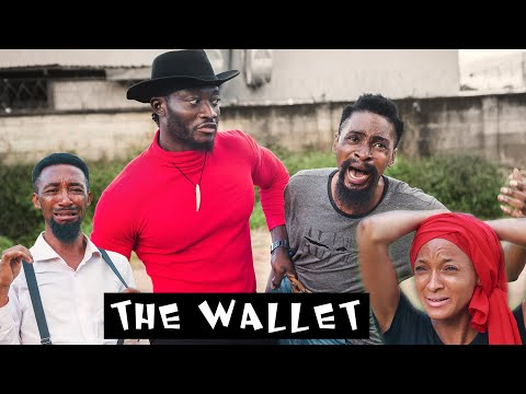 THE WALLET (YawaSkits, Episode 57)