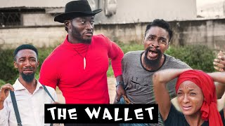THE WALLET (Yawa Skits Episode 57)