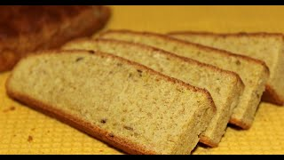 Рецепт Хлеба на Закваске от Кузнеца Собираю Кухню в Доме Выпекаю Хлеб Туман Закат