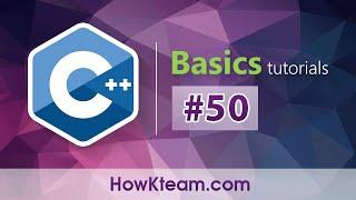 [Khóa học lập trình C++ Cơ bản] - Bài 50: Con trỏ void (Void pointers)   HowKteam