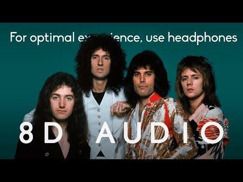 Queen - Under Pressure (Feat. David Bowie)  |  8D Audio/Lyrics *multidirectional*
