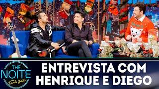 Baixar Entrevista com Henrique e Diego | The Noite (19/12/18)