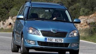 Skoda Roomster Van 2006 минивэн