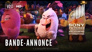 Angry Birds - Bande Annonce 3 VOST