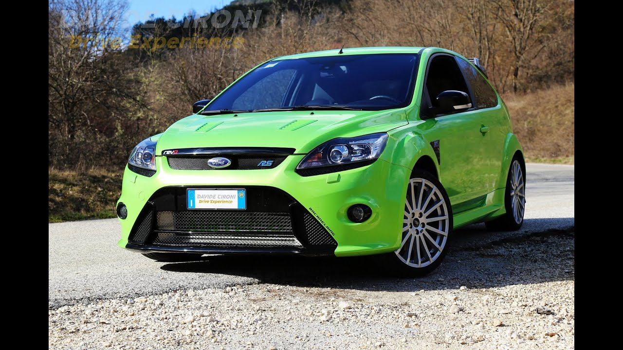 ford focus rs mk2 davide cironi drive experience eng subs youtube. Black Bedroom Furniture Sets. Home Design Ideas