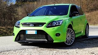 Body Builder Ford Focus RS Mk2 is always posing in the gym's mirror - Davide Cironi (SUBS)
