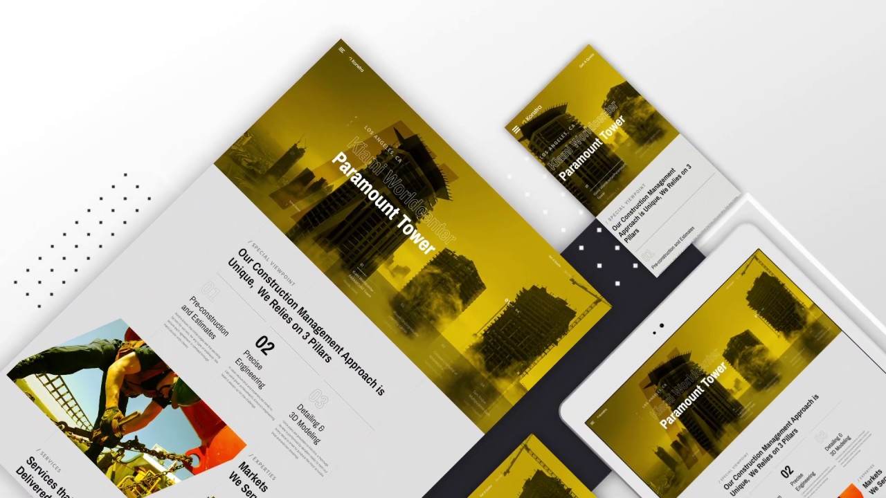 Introducing Konstra: Inclusive Construction Website Solution