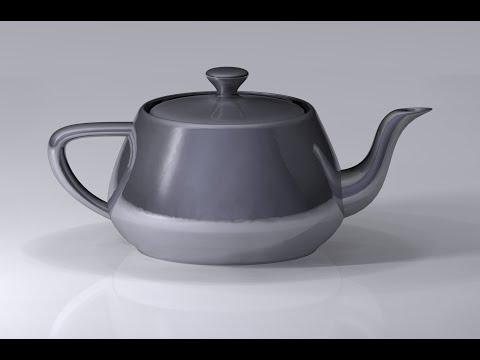 How a Teapot Revolutionized Computer Graphics