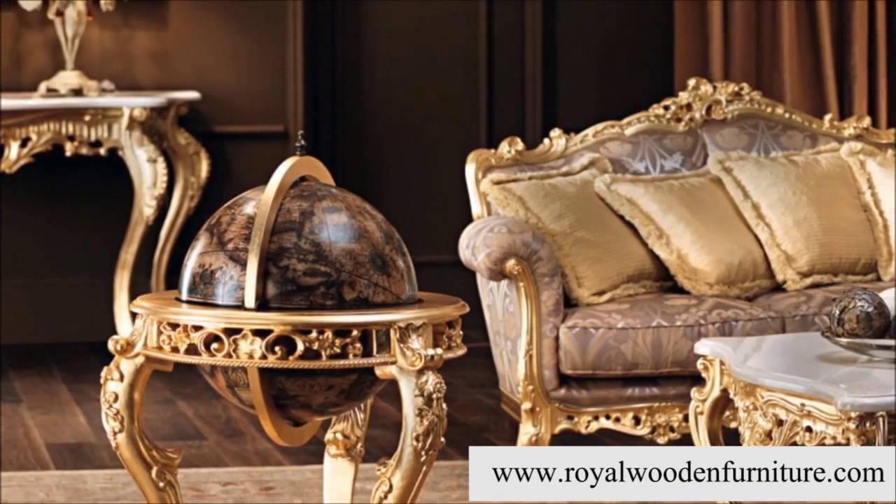 Superbe ROYAL Indonesia Masterpiece   Luxury Furniture