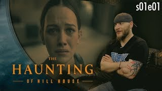 The Haunting of Hill House: 1x1 REACTION