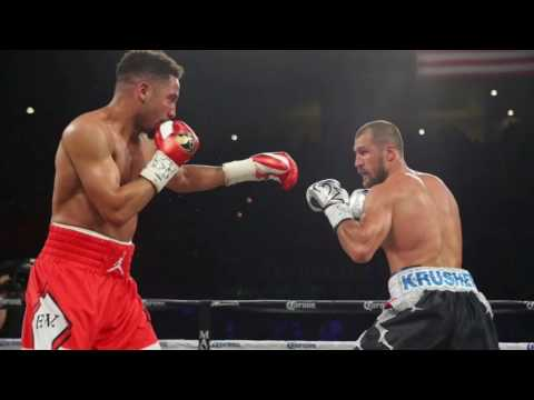Andre Ward and Sergey Kovalev Post-Fight Interviews