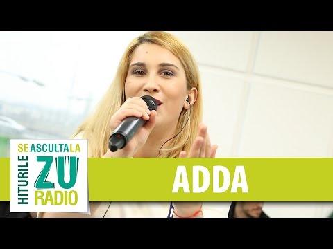 ADDA - Jos Palaria Pentru Femei (Diana Selagea) (Live la Radio ZU)