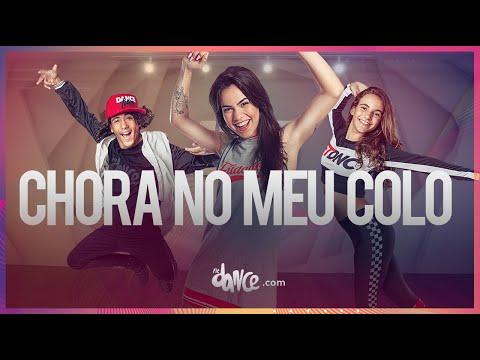 Chora No Meu Colo - Naiara Azevedo  FitDance TeenKids Coreografía Dance