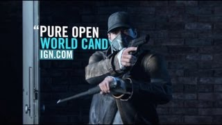 PS4 - Watch Dogs Honored Gameplay Trailer [1080p HIGH QUALITY]