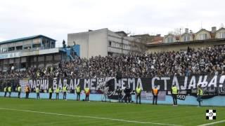 A sad malo UNITED FORCE..aaaaaa ! / Rad -Partizan 16.03.2014