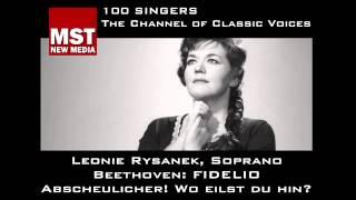 100 Singers - LEONIE RYSANEK