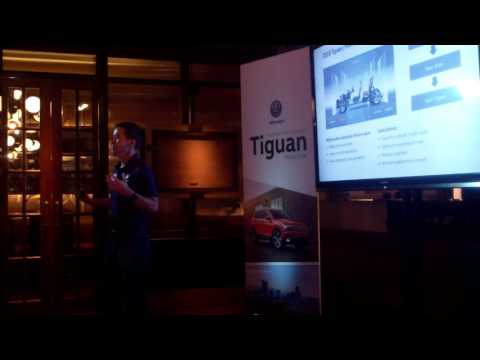 2018 Volkswagen Tiguan Media Drive Denver