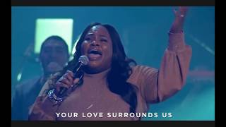Here As In Heaven feat. Tasha Cobbs Leonard and Israel Houghton LIVE-Elevation Collective