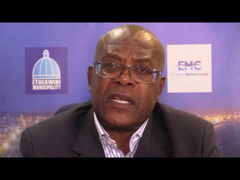 EThekwini Maritime Cluster on Smart Port City video 5 of 6