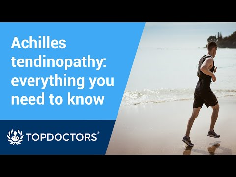 Achilles Tendinopathy: How Does It Heal?