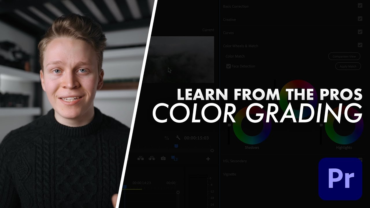 Learn From the Pros   How to Color Grade with Aidin Robbins   Adobe Premiere Pro Tutorial