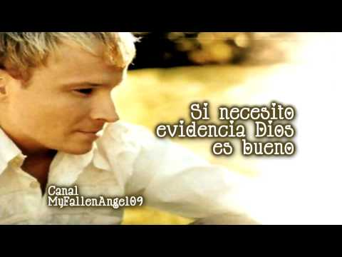 Grace of my life - Brian Littrell - Traduccion al Español